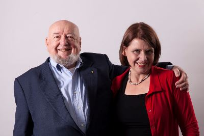 Author Talk | Meg & Tom Keneally