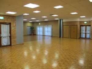 Photo of a Hall in the North Richmond Community Centre