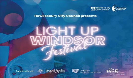 Light Up Windsor Festival 2021