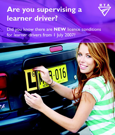 Learner Provisional Driver