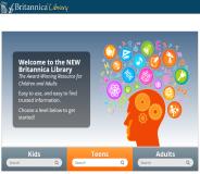 Britannica: An online encyclopedia