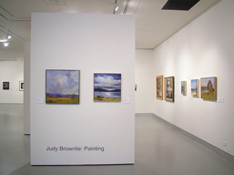 Judy Brownlie: Painting