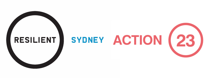 Resilient Sydney Action logo