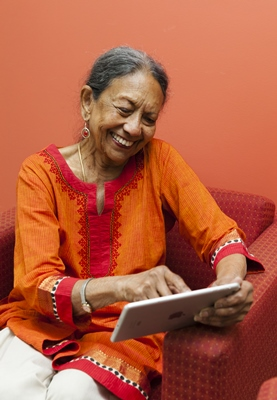 Tech Savvy Seniors |  Introduction to Email: Tablets