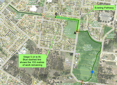 Extension of Cycleway Network