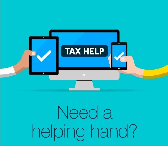 Tax Help @ the Library