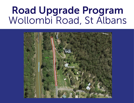 Road Upgrade Program