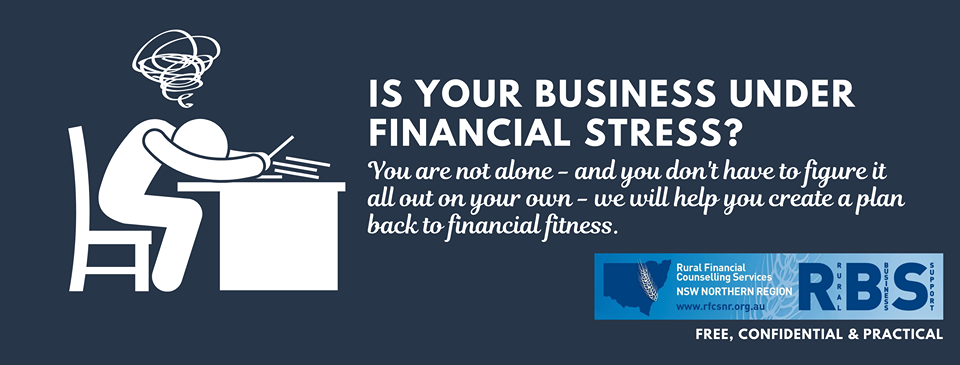 Financial Stress? You are not alone.