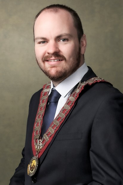 Hawkesbury City Council's Mayor  - Councillor Patrick Conolly