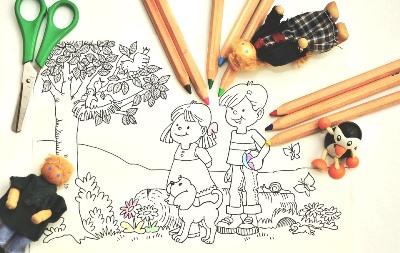 Summer School Holiday Activity | Creative Space