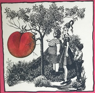 School holiday activity - James and the Giant Peach