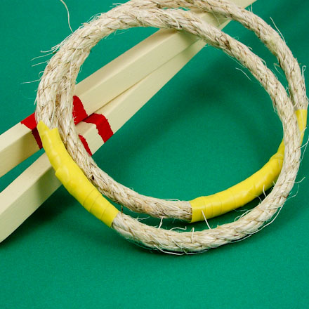 Crafternoons - Quoits Set