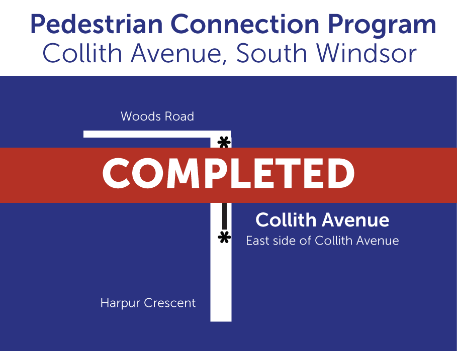 Pedestrian Connection Program