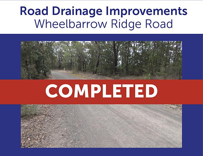 Road Upgrade Program