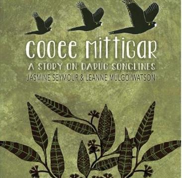 Children's Book Launch - Cooee Mittigar