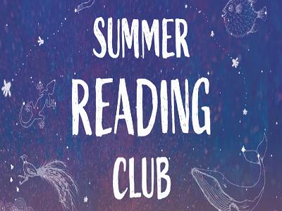 Summer Reading Club SHOP